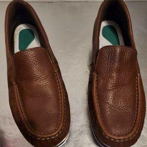 SAS Brown Flats/Loafers